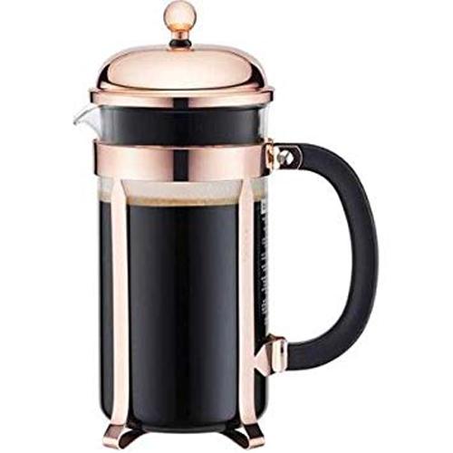 BODUM 1.0L擠壓式咖啡壺 11652-18 銅
