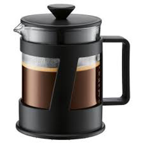 BODUM 0.5L咖啡壺 10931-01 黑