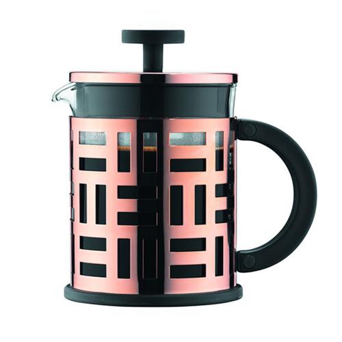 BODUM 0.5L擠壓式咖啡壺 11196-18 銅