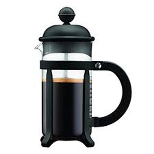 BODUM 0.35L擠壓式咖啡壺 1903-01 黑