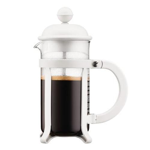 BODUM 1.0L咖啡壺 1908-913 白