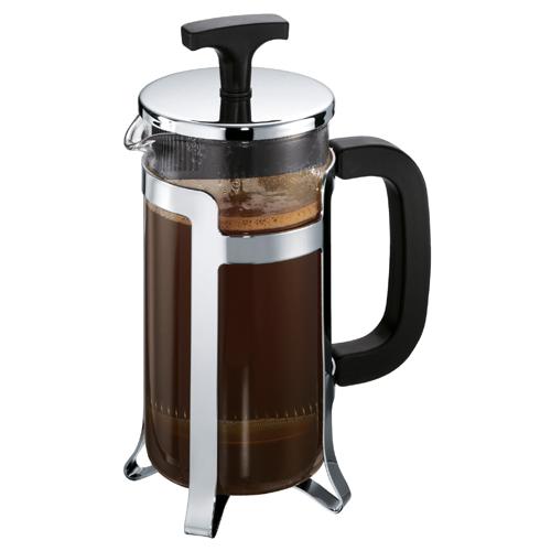 BODUM 0.35L咖啡壺 10414-16 銀