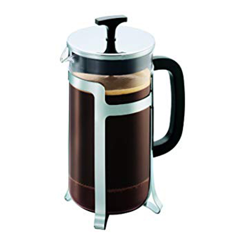 BODUM 1.0L咖啡壺 1927-16 銀