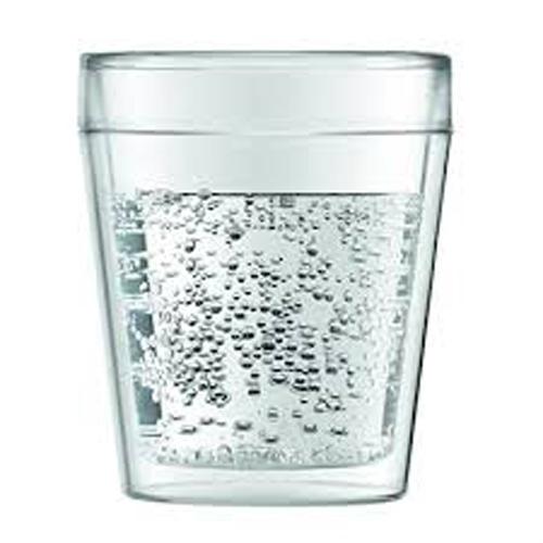 BODUM 0.25L雙層玻璃杯 11614-10-12 六隻裝