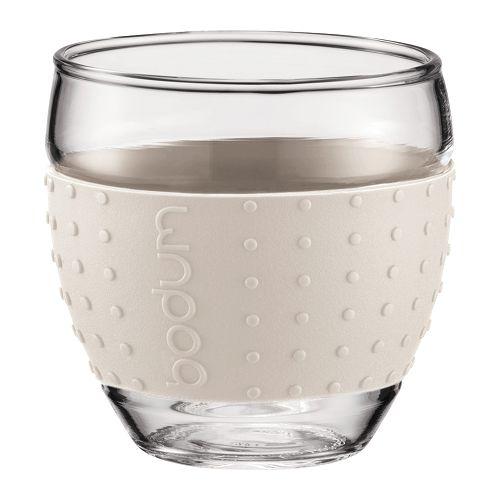BODUM 0.35L雙層玻璃杯 11185-01 兩隻裝