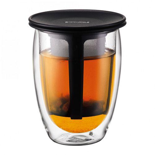 BODUM 0.35L玻璃茶杯 K11153-01