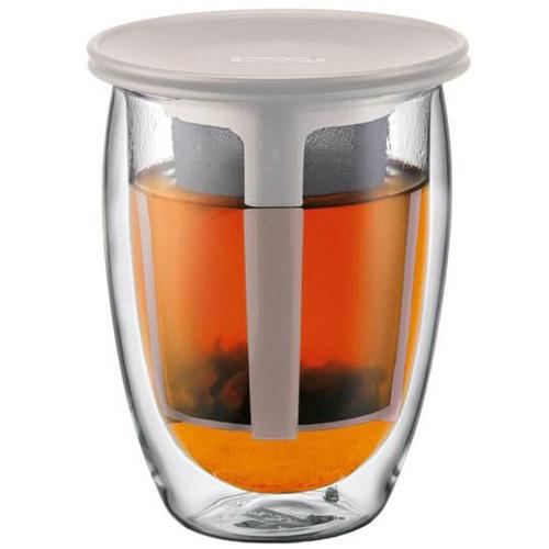 BODUM 0.35L玻璃茶杯 K11153-913