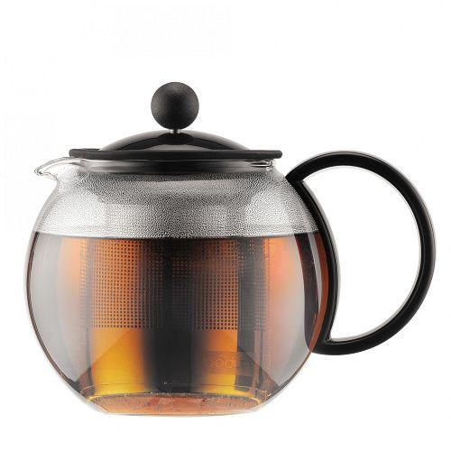 BODUM 0.5L茶壺 1812-01 黑