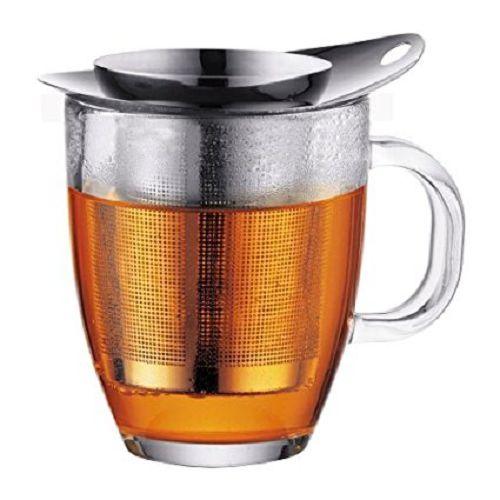 BODUM 0.35L茶杯 K11239-16 銀