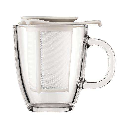 BODUM 0.35L茶杯 K11239-913 白