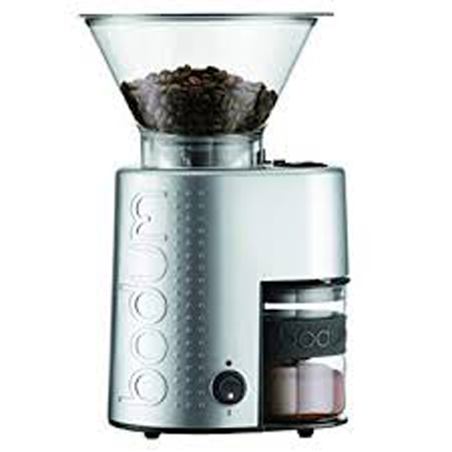 BODUM 咖啡研磨器 10903-70UK-1 銀