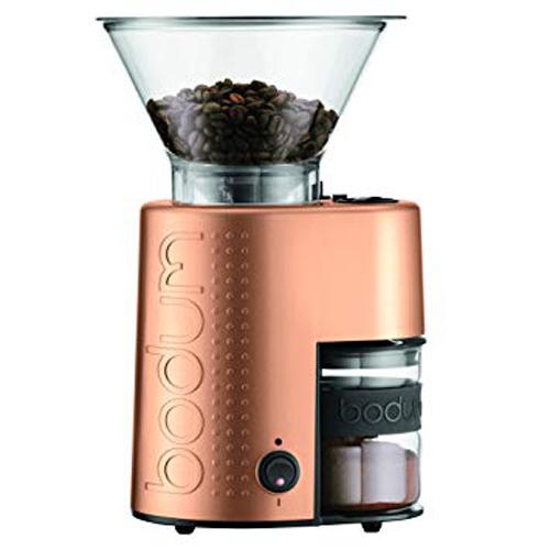 BODUM 咖啡研磨器 10903-73UK-1 銅