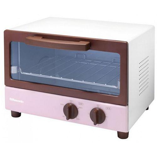 RASONIC 12L多士焗爐 RTN-K12/P粉紅