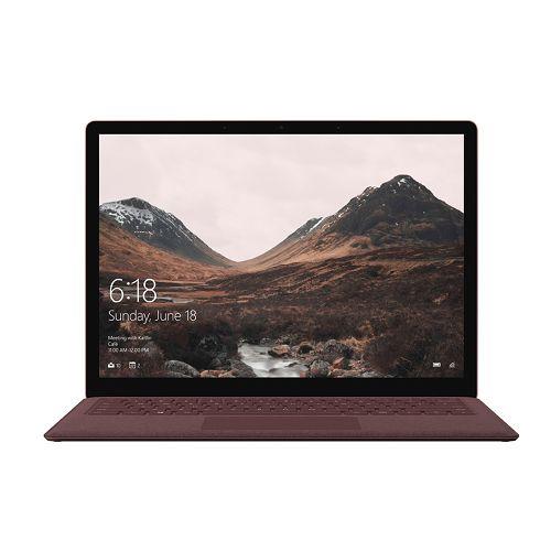 Microsoft Srfc Lpt i7/8/256 SC English HK Hdwr burgundy/酒紅色