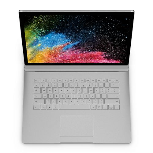 Microsoft Surface Book 2 i7/8/256 dGPU
