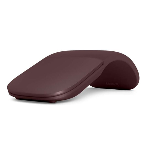 Microsoft New Arc Touch Mouse-Burgundy