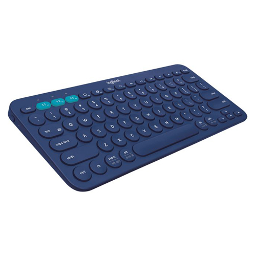 Logitech Multi-Device Keyboard K380 Blue