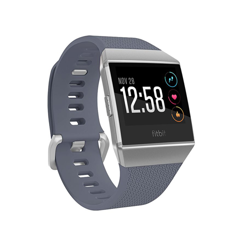 Fitbit ionic Blue-Grey/White