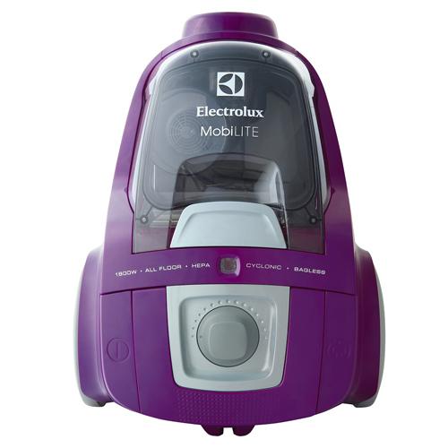 ELECTROLUX 小型無塵袋吸塵機 ZLUX1831AF紫