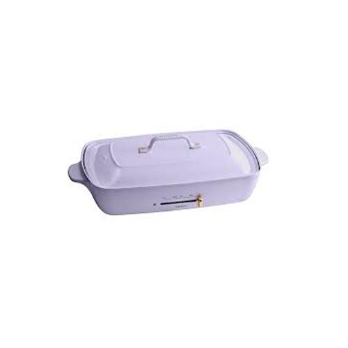 BRUNO 多功能電熱盤/大盤 BOE026-LA-ACE紫