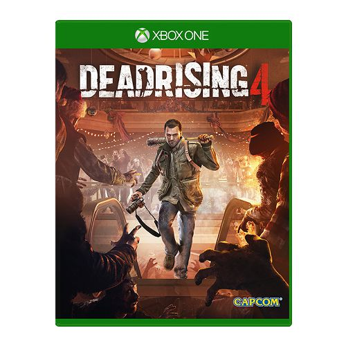 Microsoft Dead Rising4 死之復甦4
