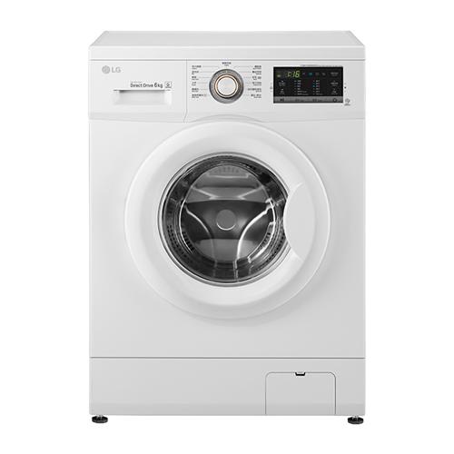 LG 6KG前置式洗衣機 WF-T1206MW