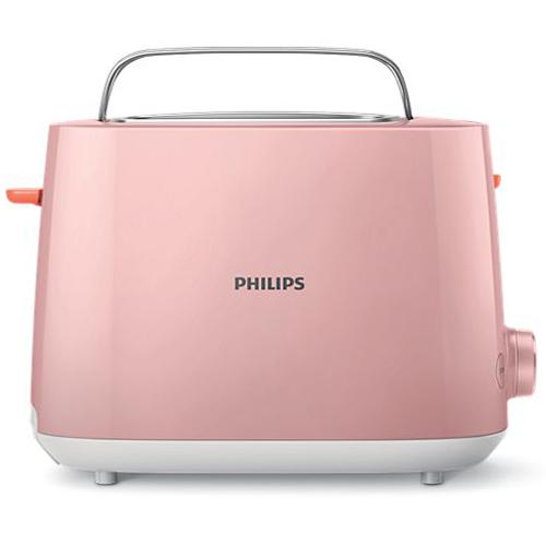 PHILIPS 830W多士爐 HD2584 粉紅色