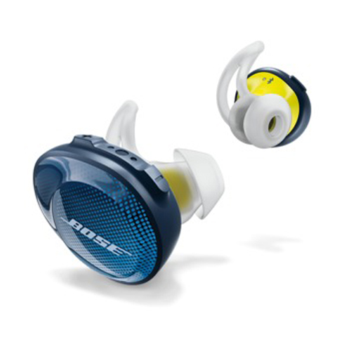 BOSE [P] SoundSport Free Wireless Blue/Citron