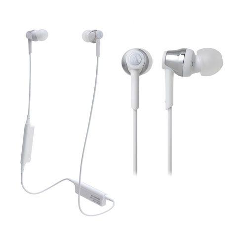 audio-tech Bluetooth In-Ear Earphones 銀 ATH-CKR35BT SV