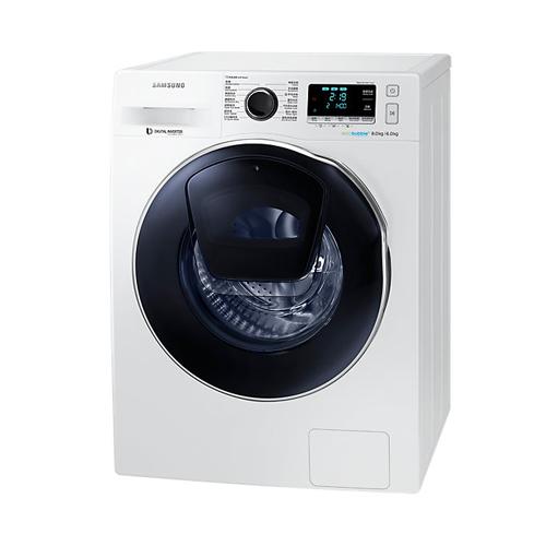 SAMSUNG [S/i]8/6KG洗乾衣機 WD80K6410OW/SH