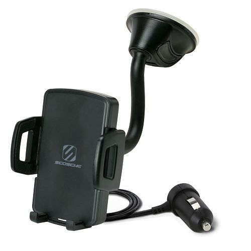 SCOSCHE Stuck Qi Wireless Charging Windows/Dash Mount