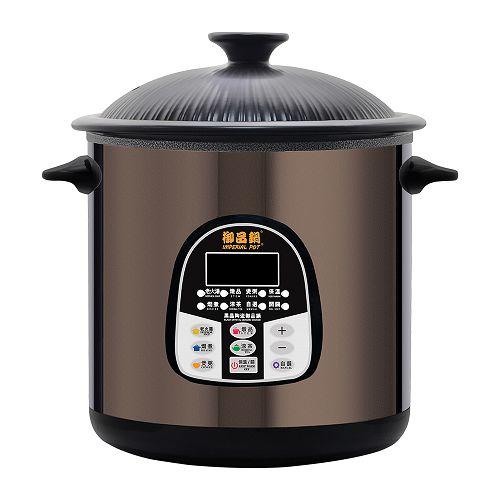 IMPERIAL 6L黑晶陶瓷御品鍋 GBC-125X