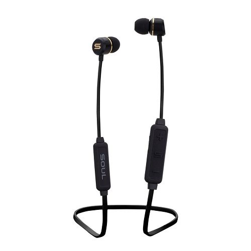 SOUL Prime Wireless BT In-earphone Black