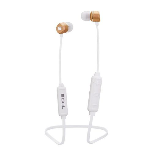SOUL Prime Wireless BT In-earphone White