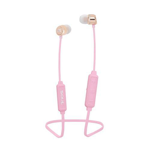 SOUL Prime Wireless BT In-earphone Pink