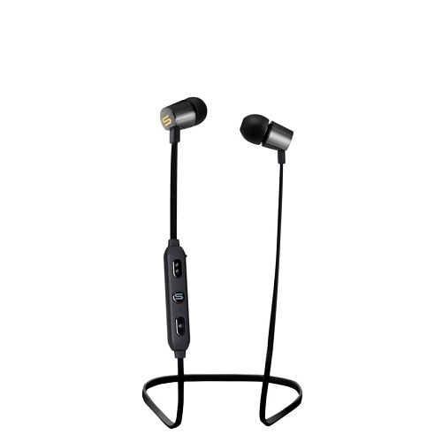SOUL Pure Wireless BT In-earphone Black
