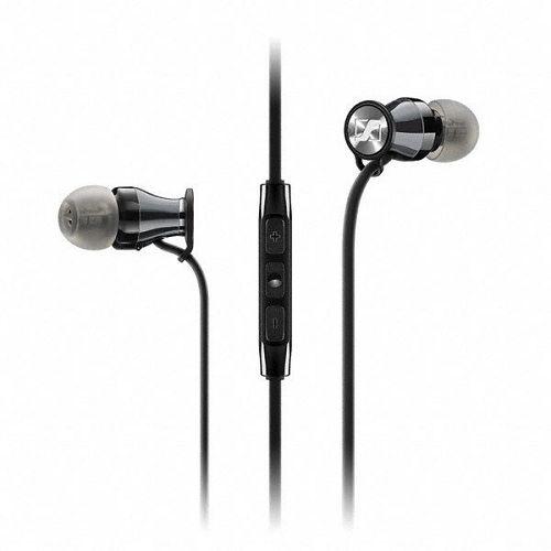 SENNHEISER MOMENTUM In-Ear Headphones [iOS] Black