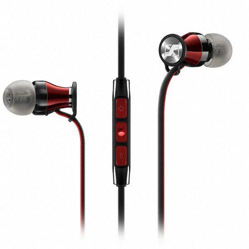 SENNHEISER MOMENTUM In-Ear Headphones [Android] Chrome Black