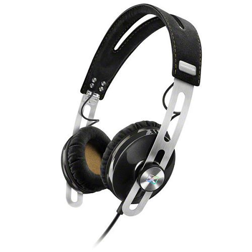 SENNHEISER MOMENTUM On-Ear Headphone [iOS] M2 OEi Black