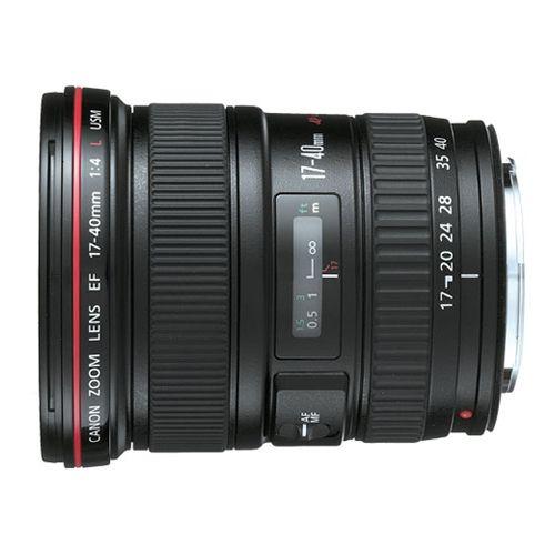 CANON [D]EF 17-40mm f/4.0 L U