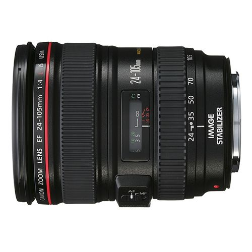 CANON [D]EF 24-105mm f/4.0 L IS U