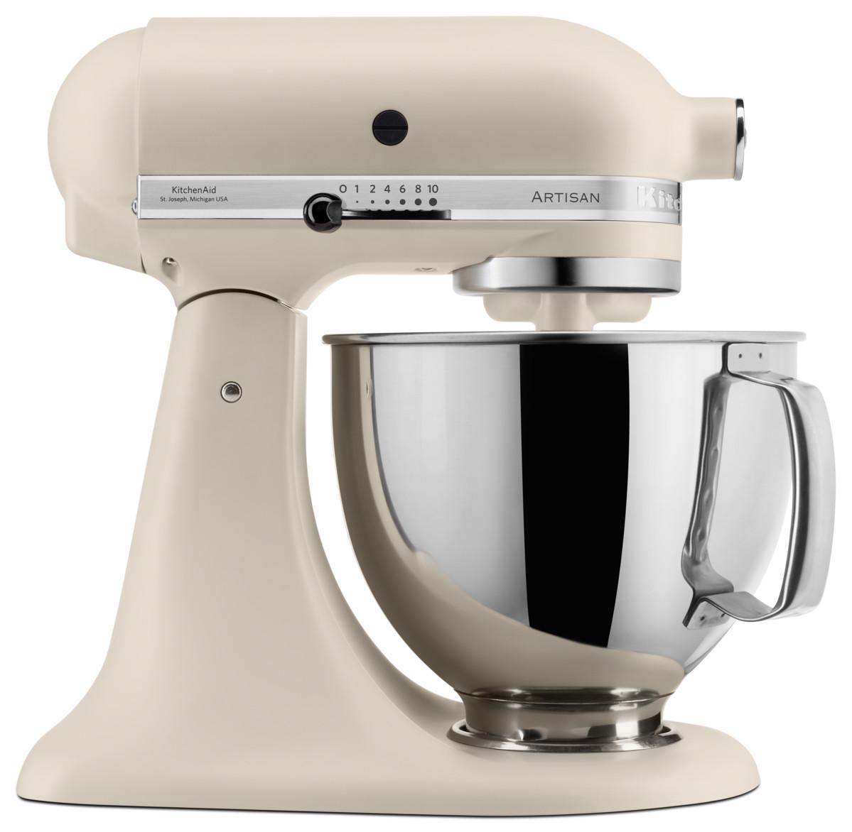 KITCHEN A 4.8L食物廚師機 5KSM175PSBFL 米白色