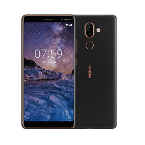Nokia Nokia 7 Plus  4GB+64GB Black