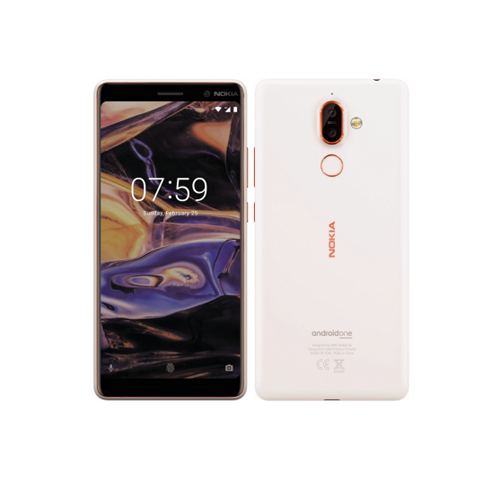 Nokia [D]Nokia 7 Plus  4GB+64GB White