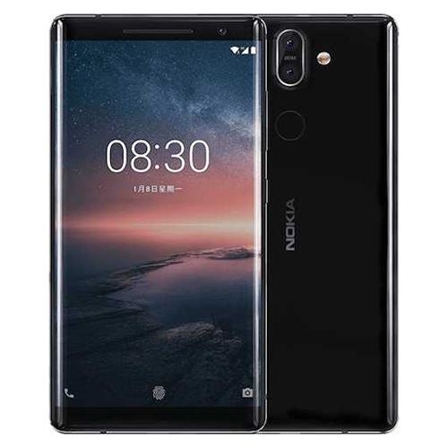 Nokia [D]Nokia 8 sirocco限量版 6GB+128 Black