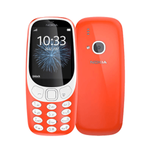 Nokia Nokia 3310 3G Red