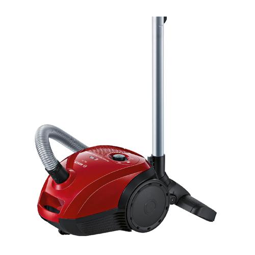 BOSCH 塵袋式吸塵機 BGN2A112GB 紅色