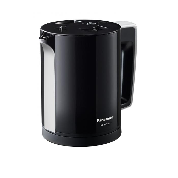 PANASONIC 0.8L電熱水壼 NC-HKT081黑