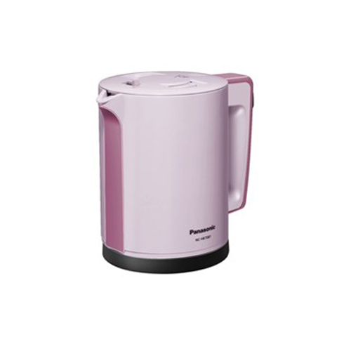 PANASONIC 0.8L電熱水壼 NC-HKT081粉紅