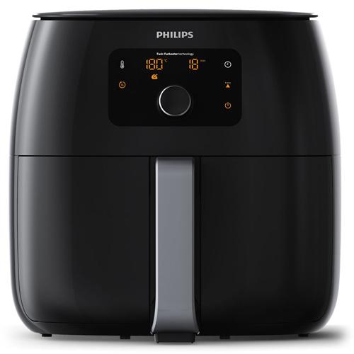 PHILIPS [S]XXL健康空氣炸鍋 黑色 HD9654/91